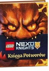 Okładka książki Lego Nexo Knights. Księga Potworów John Derevlany,Mark Hoffmeier