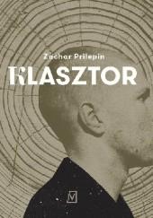 Okładka książki Klasztor Zachar Prilepin