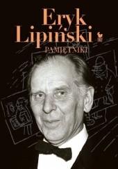 Okładka książki Pamiętniki Eryk Lipiński