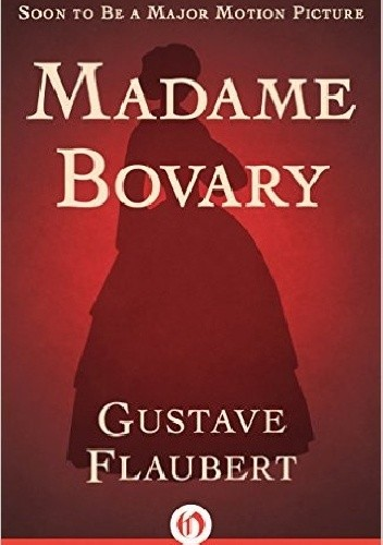 Okładka książki Madam Bovary Gustave Flaubert