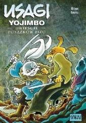Okładka książki Usagi Yojimbo: Dwieście posążków Jizo Stan Sakai