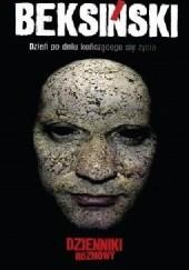 Okładka książki Beksiński. Dzień po dniu kończącego się życia Zdzisław Beksiński,Jarosław Mikołaj Skoczeń