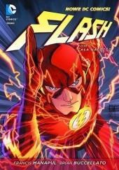Okładka książki Flash: Cała naprzód