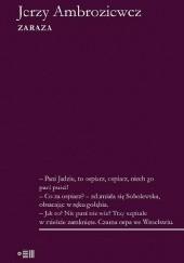 Okładka książki Zaraza Jerzy Ambroziewicz