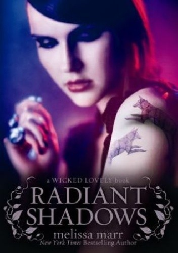 Okładka książki Radiant Shadow Melissa Marr