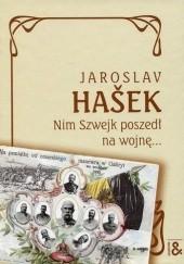 Okładka książki Nim Szwejk poszedł na wojnę Jaroslav Hašek