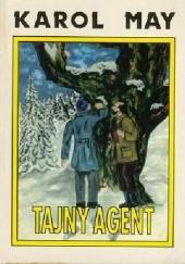 Okładka książki Tajny agent Karol May