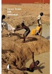 Okładka książki Żar. Oddech Afryki Dariusz Rosiak