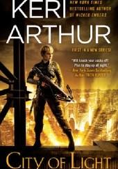 Okładka książki City of Light Keri Arthur