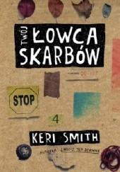 Okładka książki Łowca Skarbów Keri Smith