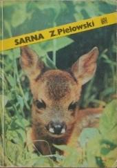 Okładka książki Sarna Zygmunt Pielowski