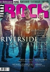 Okładka książki Teraz Rock 10/2015 Redakcja magazynu Teraz Rock