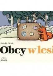 Okładka książki Obcy w lesie Danuta Parlak