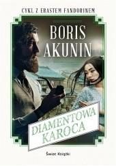 Okładka książki Diamentowa karoca Boris Akunin