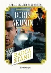 Okładka książki Radca stanu Boris Akunin