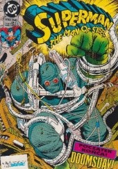 Okładka książki Superman 5/1995 Louise Simonson,Dan Jurgens,Rick Burchett,Jon Bogdanove