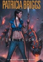 Okładka książki Fire Touched Patricia Briggs