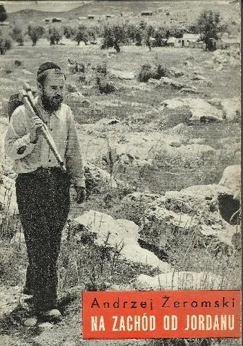 Okładka książki Na zachód od Jordanu