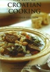 Okładka książki The best of Croatian cooking Liliana Pavicic