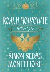 Okładka książki Romanowowie 1613-1918 Simon Sebag Montefiore