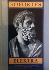 Okładka książki Elektra Sofokles