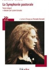 Okładka książki La symphonie pastorale