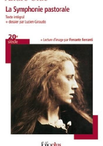 Okładka książki La symphonie pastorale André Gide