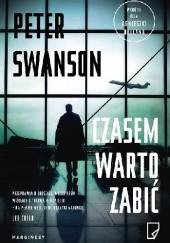 Okładka książki Czasem warto zabić Peter Swanson