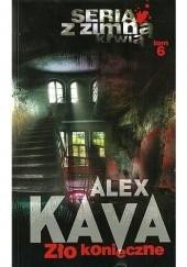Okładka książki Zło konieczne Alex Kava