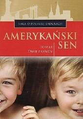 Okładka książki Dwie prawdy Marian Piotr Rawinis