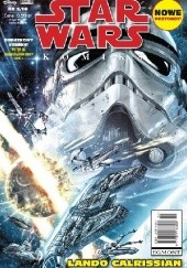 Okładka książki Star Wars Komiks 2/2016 - Lando Calrissian przeciwko Imperium! Greg Rucka,Alex Maleev,Marco Checchetto,Charles Soule,Angel Unzueta,Emilio Laiso