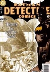 Okładka książki Batman Detective Comics #787 Rick Burchett