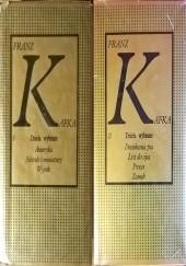 Okładka książki Dzieła wybrane t. I-II Franz Kafka