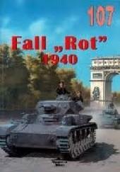 Okładka książki Fall ''Rot'' 1940 Jacek Solarz