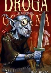 Okładka książki Droga goblina Jim C. Hines