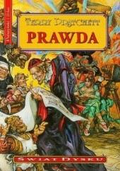Okładka książki Prawda Terry Pratchett