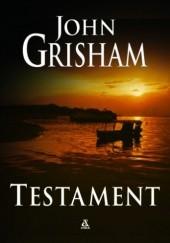 Okładka książki Testament John Grisham