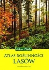 Okładka książki Atlas roślinności lasów Leokadia Witkowska-Żuk