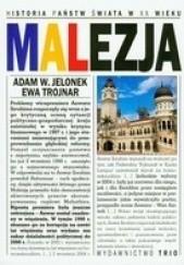 Okładka książki Malezja Adam W. Jelonek,Ewa Trojnar