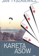 Okładka książki Kareta asów