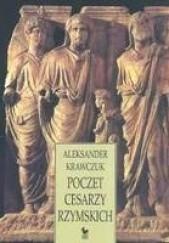 Okładka książki Poczet cesarzy rzymskich Aleksander Krawczuk