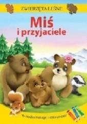 Okładka książki Zwierzęta leśne. Miś i przyjaciele Grażyna Nowak-Balcer