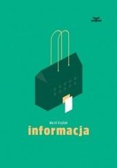 Okładka książki Informacja Maroš Krajňak