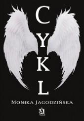 Okładka książki Cykl Monika Jagodzińska
