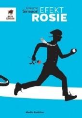 Okładka książki Efekt Rosie Graeme Simsion