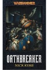 Okładka książki Oathbreaker Nick Kyme