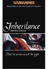Okładka książki Inheritance Steven Savile