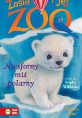 Okładka książki Niesforny miś polarny Amelia Cobb