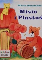 Okładka książki Misio i Plastuś Maria Kownacka
