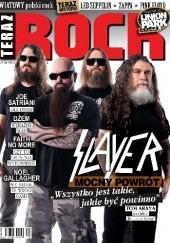 Okładka książki Teraz rock, nr 8 (150)/2015 Redakcja magazynu Teraz Rock